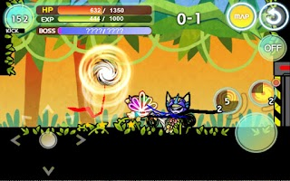 Screenshot of Super Action Hero