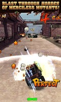 Screenshot of MUTANT ROADKILL