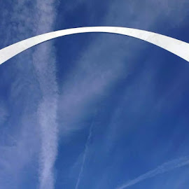 Gateway Arch by Lori Fix - Buildings & Architecture Statues & Monuments