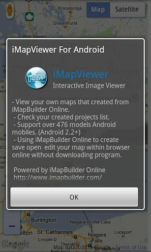 玩免費生產應用APP|下載Android用のi - Map Viewerの app不用錢|硬是要APP