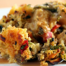 Sausage, Leek and Currant Stuffing