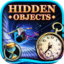 Hidden Objects - Time Machine