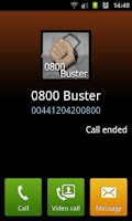 Screenshot of 0800 Buster Lite