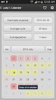Screenshot of Dailylife Calculator