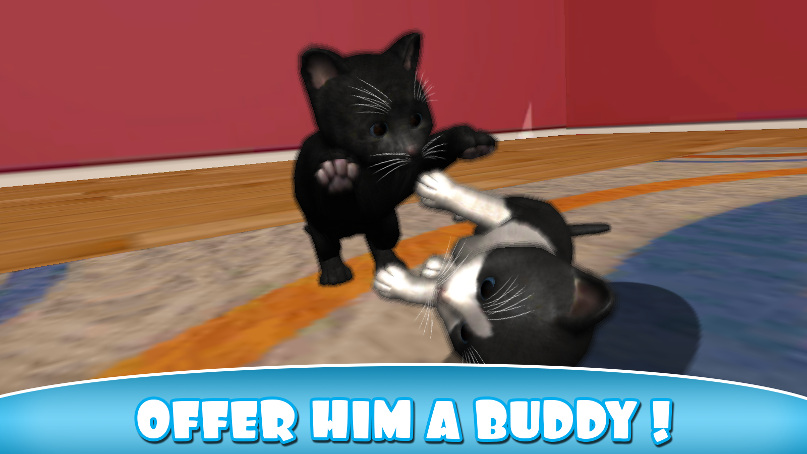 Daily Kitten : virtual cat pet Screenshot 10