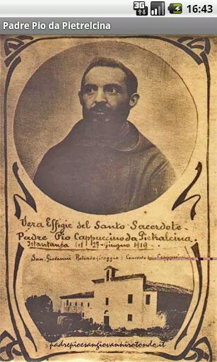 【免費生活App】Immagini di Padre Pio-APP點子