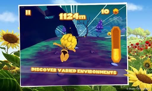 Maya The Bee: Flying Challenge - screenshot