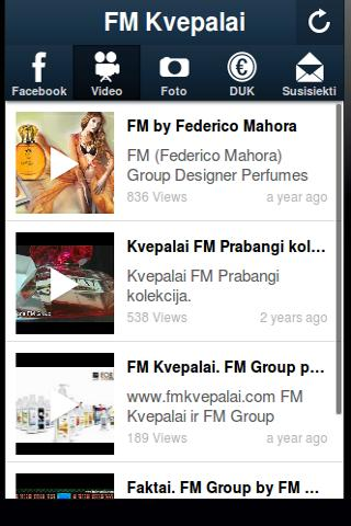 玩商業App|FM Group kvepalai免費|APP試玩
