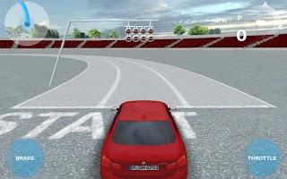 Screenshot of BMW Ultimate Track