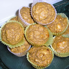 Weight Watchers 2 Point- Pumpkin Muffins