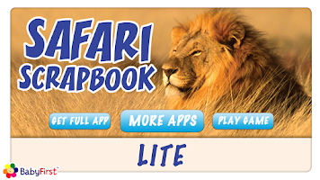 Screenshot of Safari Scrapbook Lite