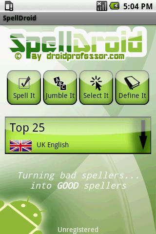 SpellDroid Lite