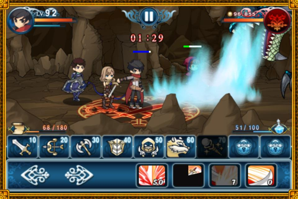 Heroes Of The Kingdom Screenshot 1