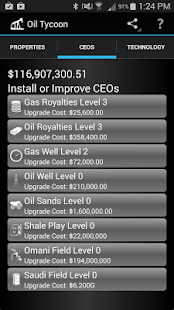 Game Idle Oil Tycoon APK for Windows Phone