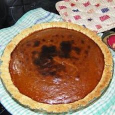 Pumpkin Pie III