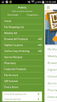 Screenshot of Publix