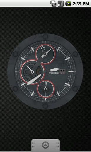 Appleseed Clock Widget