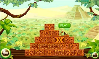 Screenshot of Maya Pyramid