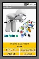 Screenshot of App Finder ®