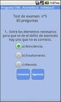 Screenshot of Test Vigilante de Seguridad