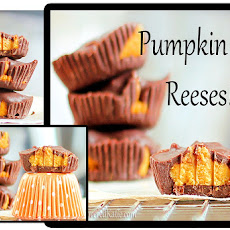 Pumpkin Pie Peanut Butter Cups