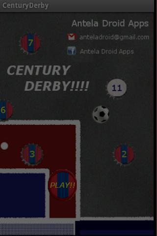 CenturyDerby Beta
