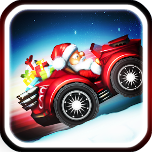 Christmas Snow Racing Pro