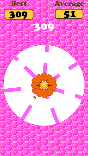 Mr Bumble Flap - screenshot