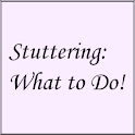 Stuttering: What to Do! icon