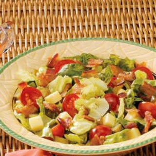 Cheesy BLT Salad