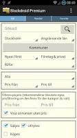 Screenshot of Blockdroid Premium