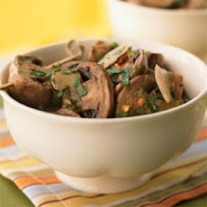 Citrus-Marinated Mushrooms