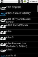 Screenshot of DiscCat