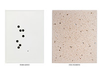 "Frank Gerritz ""Drip Drawings""          Steve Nishimoto ""cessation"""