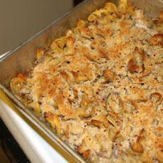Brings Back Memories TUNA CASSEROLE