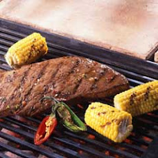 Caribbean Jerk Beef Steak