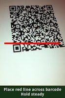 Screenshot of pic2shop Barcode & QR Scanner