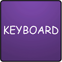 Violet Soft Keyboard Skin icon