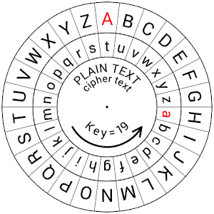 Caesar Cipher Disk Android Apps On Google Play