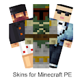 Skins for Minecraft PE APK for Bluestacks