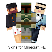 Download Skins for Minecraft PE APK on PC