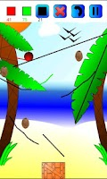 Screenshot of Coconut Run