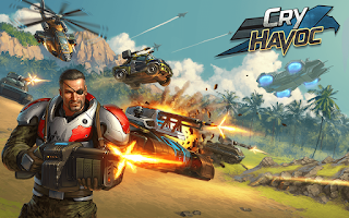 Screenshot of Cry Havoc