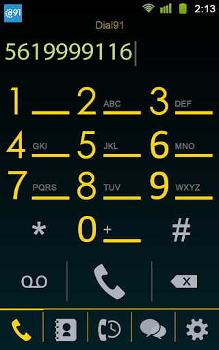 Dial91