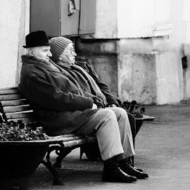 by Marchevca Bogdan - People Street & Candids