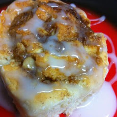 Gluten Free Macadamia Nut Cinnamon Rolls Made With Gf Bisquick M