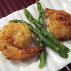 Deep-Fried Coconut Shrimp