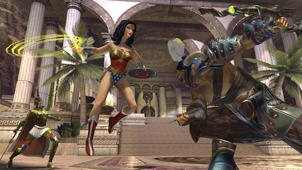 SOE unveils Amazon Fury Part One the tenth DLC for DC Universe Online