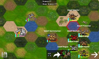 Screenshot of Abyss Wars