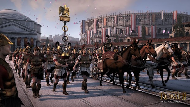 Total War: Rome II engine lends itself for historical analysis in a new documentary